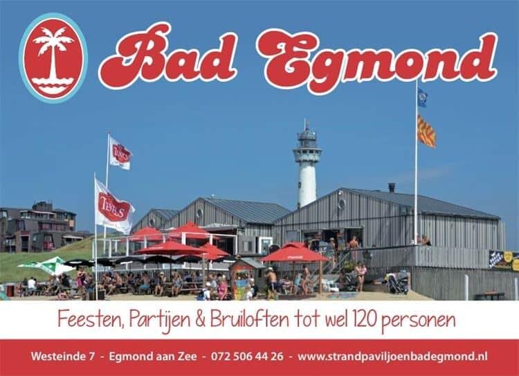 strandpaviljoen Bad Egmond