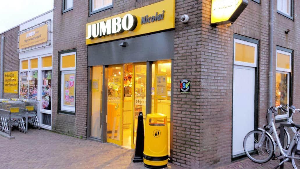 Jumbo Supermarket Nicolai Egmond aan Zee