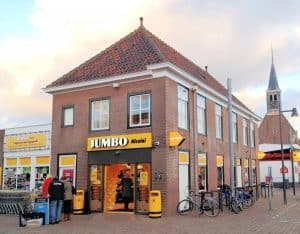Jumbo Nicolai Supermarktm - Egmond aan Zee