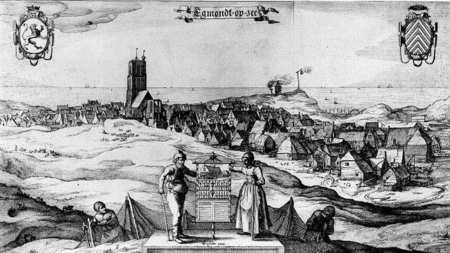 Egmond aan Zee passé
