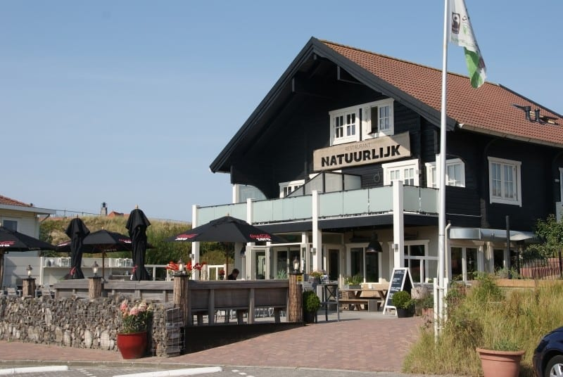 Restaurant & Naturally apartments – Egmond aan Zee