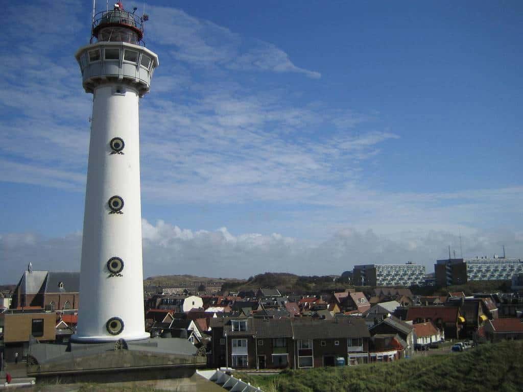 Lighthouse J.C.J of Speijk Egmond