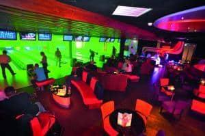 Bowlingbaan Lucky Strike Egmond