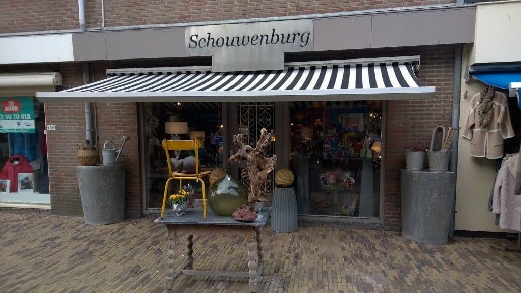 Schouwenburg lamps, wandeco