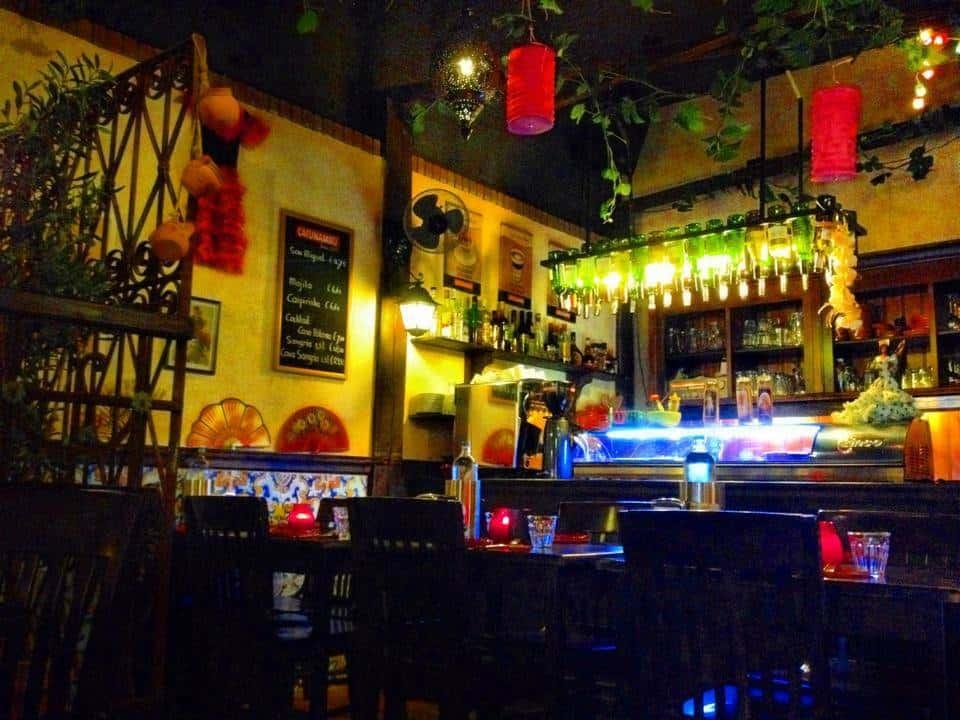Tapas Restaurant Casa Paloma