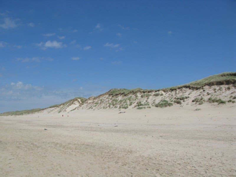 Naakt strand Egmond noord