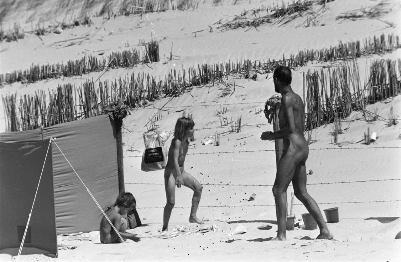 Nudist Beaches in Egmond