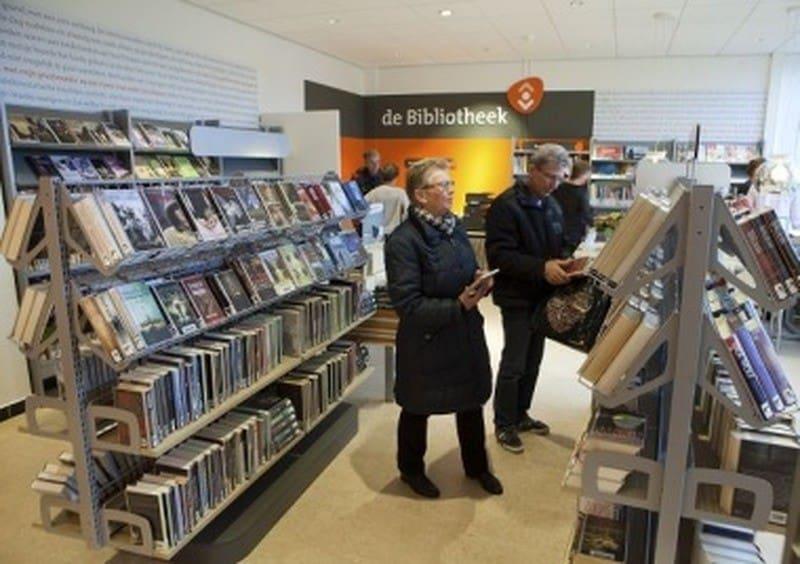 Bibliotheek-Egmond