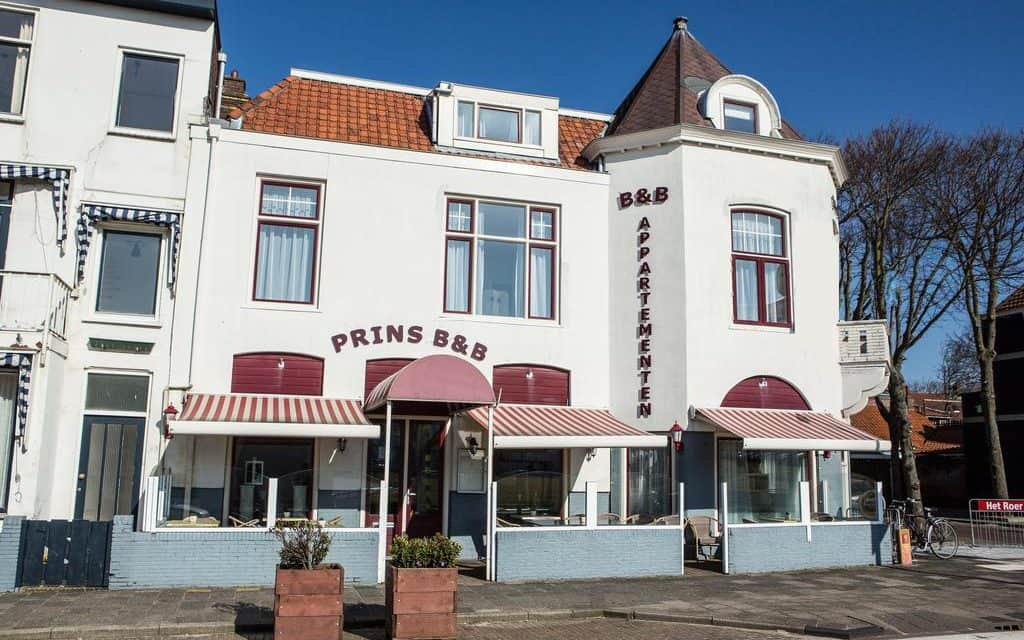 Prince apartments – Egmond aan Zee
