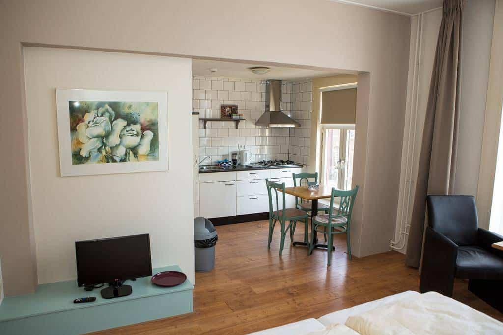 Prince apartments Egmond-2