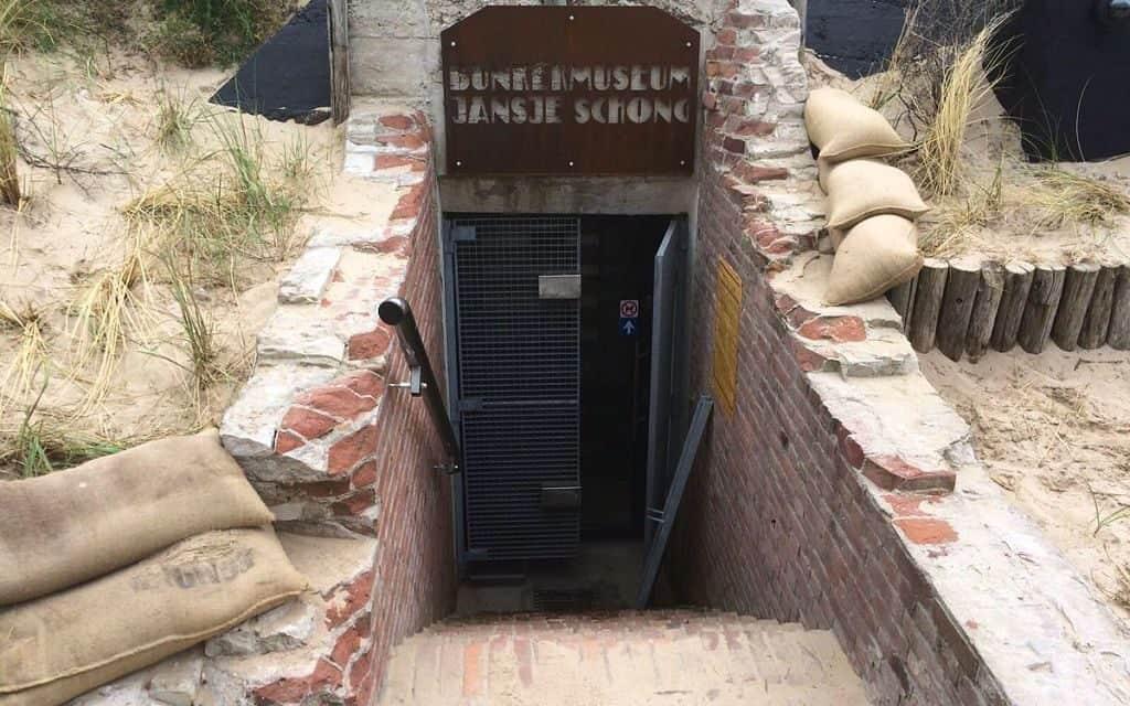 Musée du bunker Jansje Schong