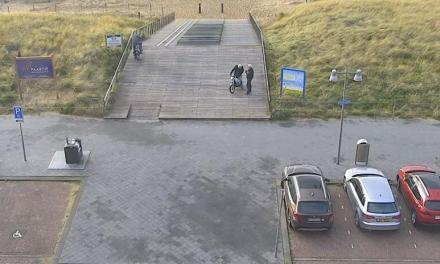 Hotel Golfzang – *Live Webcam Beach Egmond aan Zee